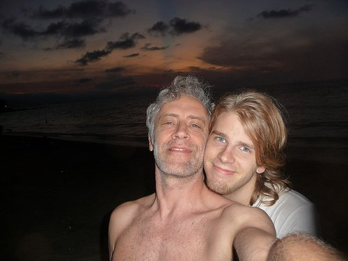 'Dad & Son' Gay Male Relationships